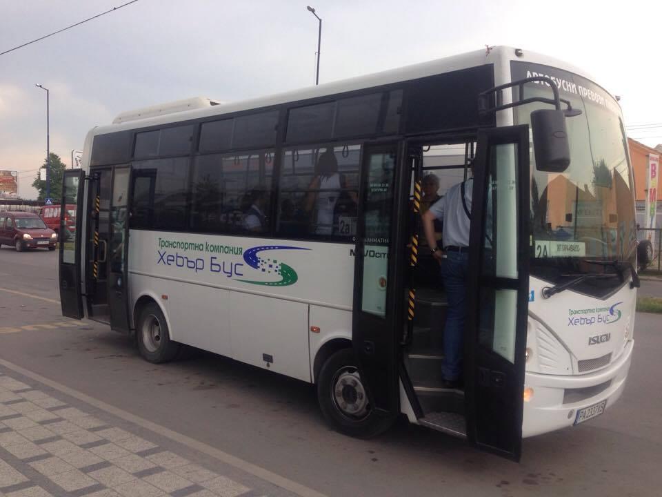 В събота и неделя – автобуси ще обслужват тролейбусните линии в Пазарджик